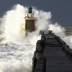#Lighthouse - #Phares de Capbreton http://dennisharper.lnf.com/