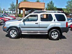 Used Nissan Xterra '03 For Sale in AZ — $4995