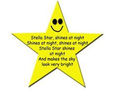 Stella Star - tune of London Bridge