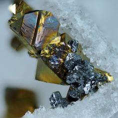 Matildite Clara Mine, Rankach valley, Oberwolfach, Wolfach, Black Forest, Baden-Württemberg, Germany
