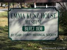 Emma Kunz House, St. Louis, Missouri:  http://stcchs.org/visit/emma-kunz-house/