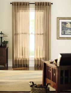 Airie Sheer Curtain Panel