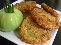 fried green tomatoes - Google Search