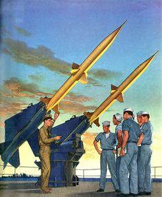 Convair: anti-aircraft missle