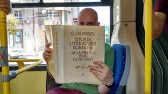 Romanian City Gives Free Bus Rides To Passengers Who Read Books Inside = Between the 4th and 7th of June 2015, anyone who read a book on the bus rode for free