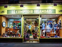 10 Idees De Magasins En France Comptoir Irlandais Irlandais Comptoir