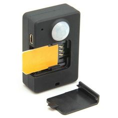 Micrófono Espía GSM - Unotec SimMic Plus