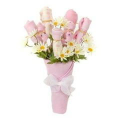 New Baby Gift Bouquet.
