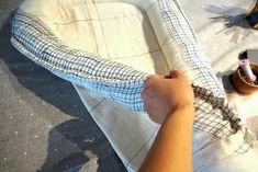 Rosa Mitnik: Jak se šije hnízdo pro miminko/ Návod na šití Leg Warmers, Leg Warmers Outfit
