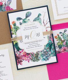pretty protea wedding invitations vintage botanical wedding invite