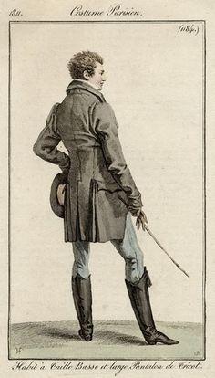 Costume Parisien 1811