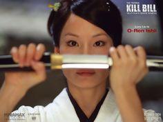 Oren Ishii #KillBill