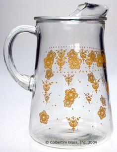 vintage pyrex pitcher - Google Search