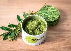Matcha Clásico // Un fino polvo que se hace pulverizando hojas de té verde. En Adagio Teas encuentras Matcha Clásico y saborizado de Frambuesa, Chocolate y Durazno