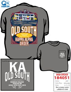 Old South by James