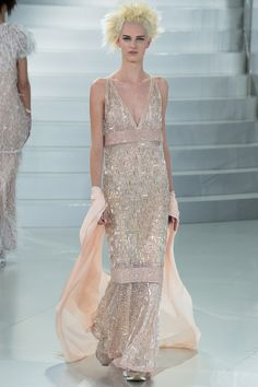 Chanel | Spring 2014 Couture Collection | Style.com