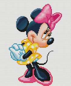 This is a COMPUTER-GENERATED cross stitch PATTERN ONLY. It is NOT a kit. You supply your own fabric and floss. Pattern is all full stitches. Patterns can be used for counted cross stitch, plastic canvas, crochet or knitting. For beginners to intermediate! You get all four patterns.