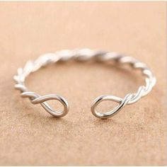 925 Sterling Silver Twisted Rings For Women bague femme fashion Wedding Rings Jewelry Anel Feminino Anillos Joyas De Plata Sterling Silver Jewelry, Gold Jewelry, Jewelery, Jewelry Accessories, Tiffany Jewelry, Diy Wire Jewelry Rings, Handmade Silver Jewelry, Handmade Rings, Handmade Soaps