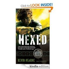 Hexed [Kindle Edition]  Kevin Hearne (Author)