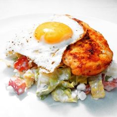 Healthy Dinner Ideas for Delicious Night & Get A Health Deep Sleep Chicken Recipes, Good Food, Food And Drink, Eggs, Keto, Healthy Recipes, Fitness, Cooking, Breakfast