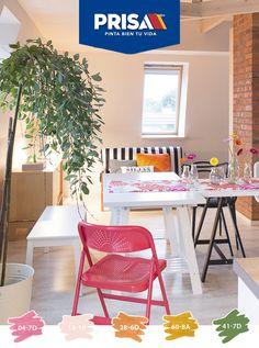 Un hogar más cálido empieza por el color.