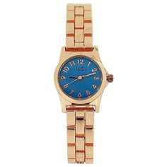 Reflex Ladies Analogue Blue Dial & Rose Tone Metal Bracelet Strap Watch for sale online Metal Bracelets, Women Brands, Fashion Watches, Cool Watches, Gold Watch, Bracelet Watch, Gifts For Her, Quartz, Rose