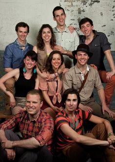 Team Starkid APOCALYPTOUR Photoshoot 2012