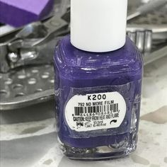 92/365 Mani/pedi. I treated myself to this today. Loving the name of this color too!