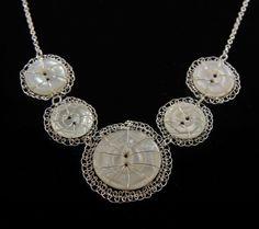 Want to create this Button Jewellery, Jewelry, Diamond, Create, Fashion, Moda, Jewlery, Jewerly, Fashion Styles