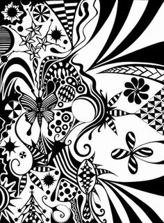 Picturing this design on an umbrella or as part of a raincoat. -CC