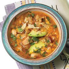 Art Crock pot Chicken Lime, Avocado, and Cilantro Soup recipes-recipes-recipes