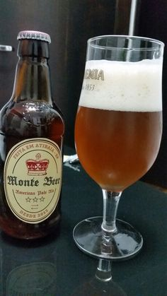 First Monte Beer