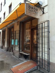 Drop Coffee, Stockholm. taken by jasmine.B