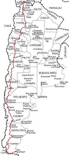 La ruta 40, mágica, mítica, es un emblema en nuestra Argentina, nace en el sur de nuestro país, en Cabos Vírgenes y termina en el norte ciu...