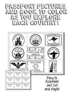 Holidays/Christmas Around the World Unit and Mini-Books - Education to the Core