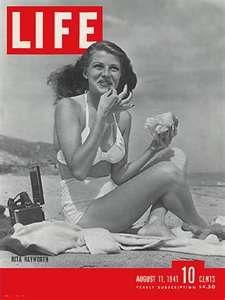 Life Magazine, The Biography of Rita Hayworth