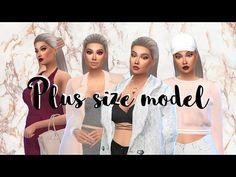 Vimsie - YouTube Plus Size Model, Sims 4, Videos, Youtube, Women, Fashion, Moda, Women's, La Mode