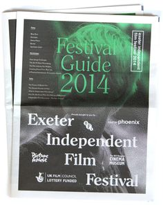 Exeter Independent Film Festival by Ben Hutchings
