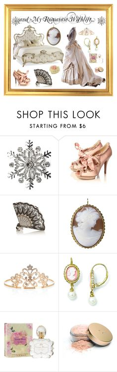 """...and My Romantic Wishlist..."" by giovanina-001 ❤ liked on Polyvore featuring moda, Kim Rogers, Hooker Furniture, KG Kurt Geiger, Judith Leiber, Accessorize, Kevin Jewelers, Jessica Simpson e Jane Iredale"