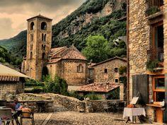 Beget Alta Garrotxa (Pirineo Oriental) - Girona