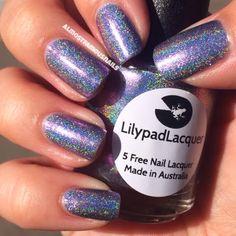 Pretty Pearl - Lilypad Lacquer.