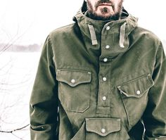 Part of Top 8 jackets. Military Fashion, Mens Fashion, Fashion Outfits, Urban Look, Engineered Garments, Mens Gear, Field Jacket, Cool Jackets, Street Wear
