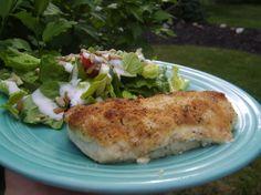 http://www.food.com/recipe/baked-mahi-mahi-456285 Used Mustard instead of Mayo Fish