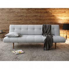 Schlafsofa Unfurl Deluxe - Webstoff   Home24