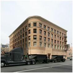 Historic Downtown Buildings | Douglas Building 1898 by architects James W. Reid & Merritt J. Reid ...