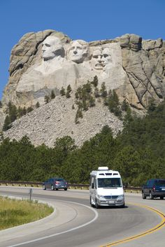 Route 2: Finding Rushmore