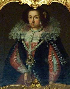 Marianne of Austria, Electress of Bavaria by ? (location unknown to gogm) | Grand Ladies | gogm