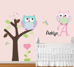 Have to have these for owl baby room