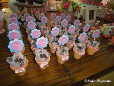 Lembranças e Decorações para todas as ocasiões: Chá de Bebê Rosa e Azul