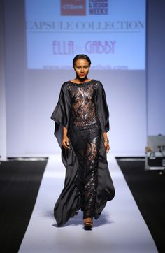 GT Bank Lagos Capsule Collection Lagos Fashion & Design Week #african #fashion #couture #dress #gowns